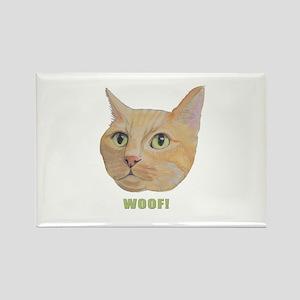 Barking Cat Magnets