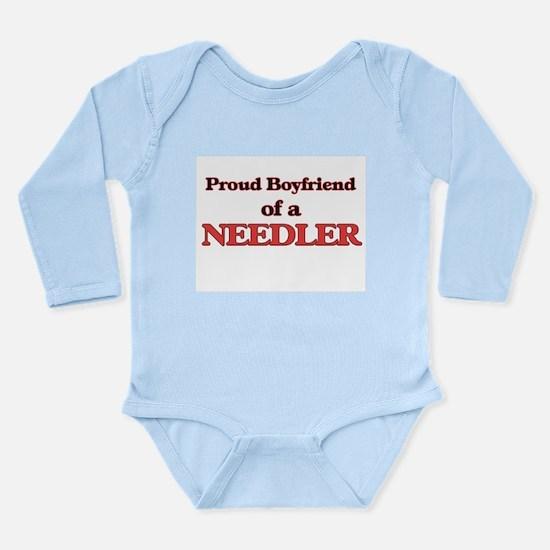 Proud Boyfriend of a Needler Body Suit