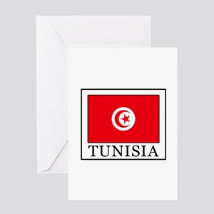 Tunisia Greeting Cards