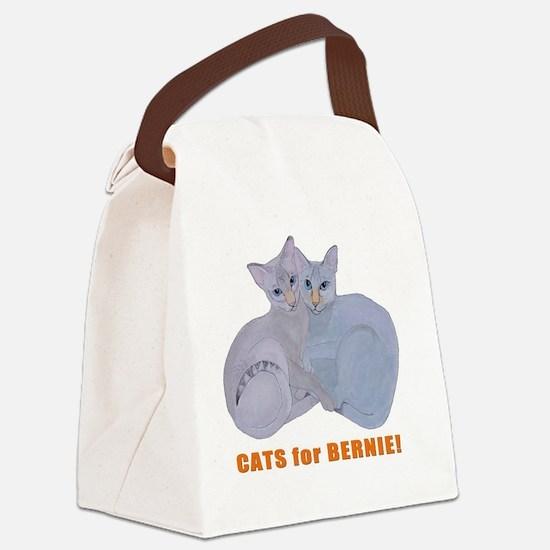 Cool Bern Canvas Lunch Bag