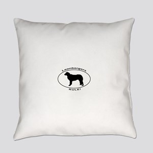 LEONBERGERS RULE Everyday Pillow