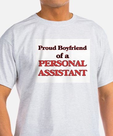 Proud Boyfriend of a Personal Assistant T-Shirt