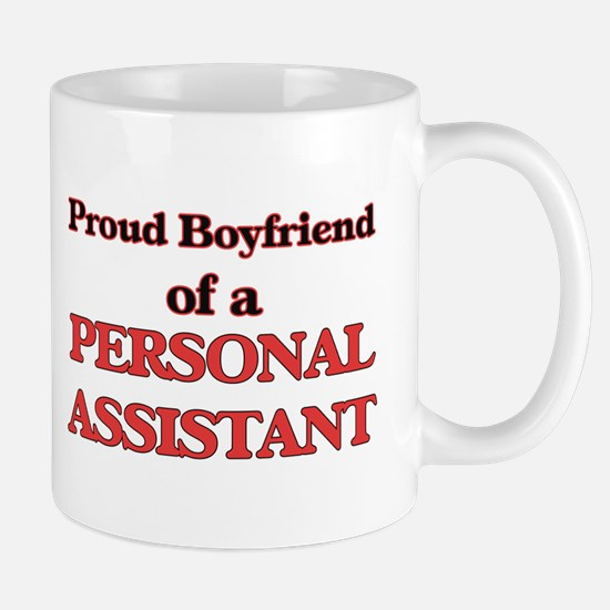 Proud Boyfriend of a Personal Assistant Mugs