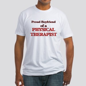 Proud Boyfriend of a Physical Therapist T-Shirt