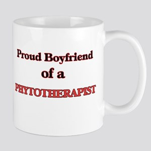 Proud Boyfriend of a Phytotherapist Mugs