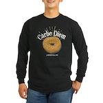 Carbe Diem Black Long Sleeve T-Shirt