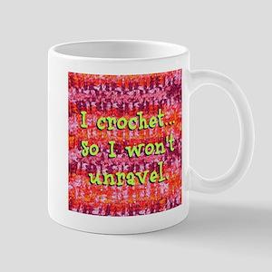 Crochet_Won't_Unravel Mugs