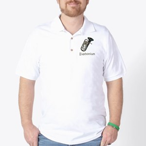 Euphonium Golf Shirt