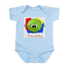 Peacasso Infant Creeper