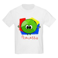 Peacasso Kids T-Shirt
