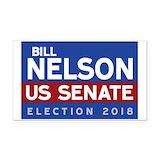 """Bill nelson 3"""" x 5"""""""