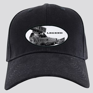 "Mike Close ""LEGEND"" Black Cap"