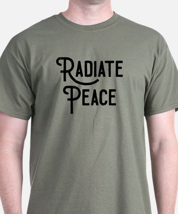 Radiate Peace T-Shirt