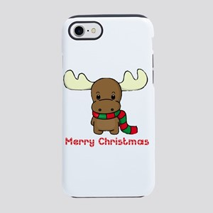 Merrry Christmas iPhone 8/7 Tough Case