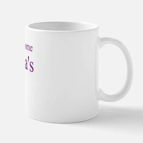 nana's like home Mug