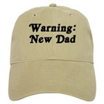 Warning: New Dad Cap
