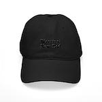 Warning: New Dad Black Cap
