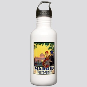 Madrid Temporada de Pr Stainless Water Bottle 1.0L