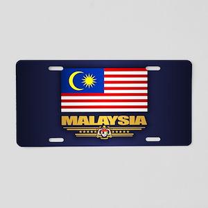 Malaysia Aluminum License Plate