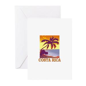 Costa rica greeting cards cafepress m4hsunfo