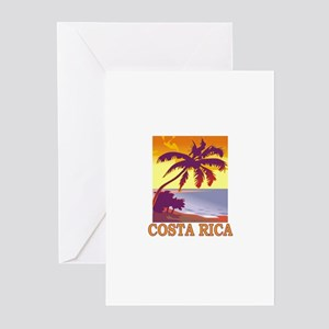 Costa rican greeting cards cafepress costa rica greeting cards pk of 10 m4hsunfo