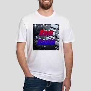 Ham Radio Fitted T-Shirt
