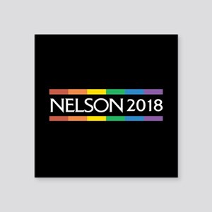 Bill Nelson 2018 Sticker