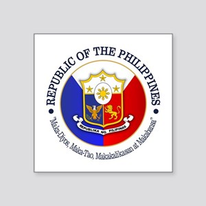 The Philippines (rd) Sticker