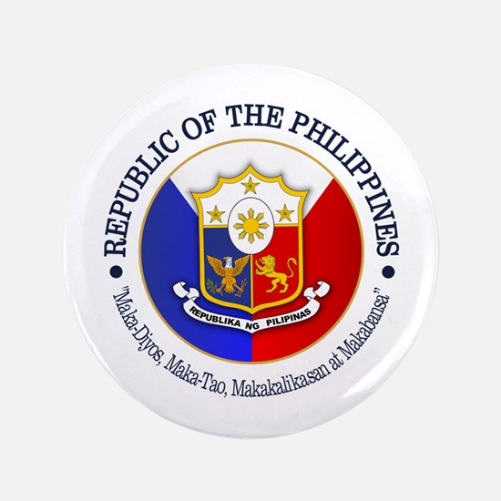 The Philippines (rd) Button