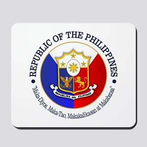 The Philippines (rd) Mousepad