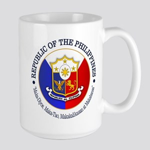 The Philippines (rd) Mugs