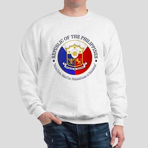 The Philippines (rd) Sweatshirt