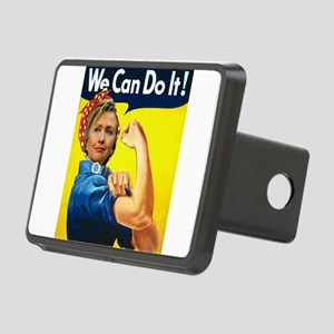 Hillary Can Do It Hitch Cover