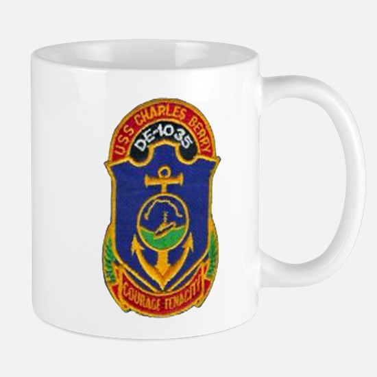USS CHARLES BERRY Mug