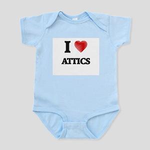 I Love ATTICS Body Suit