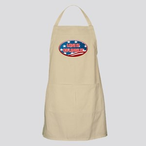 LOVE IT OR LEAVE IT! AMERICAN FLAG Apron