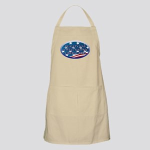 REALITY HAS A WELL KNOWN LIBERAL BIAS Apron