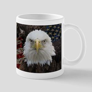 American Pride Bald Eagle Mugs