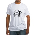 Dancing Fitted T-Shirt