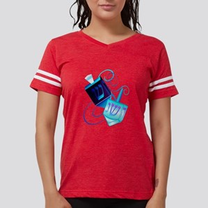 Two Dreidels-Happy Spinning T-Shirt