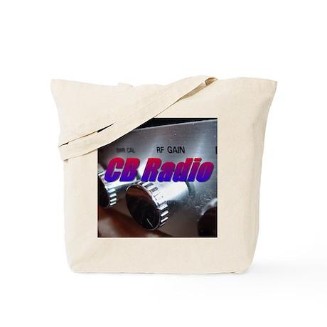 CB Radio Tote Bag