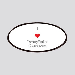 I love Treeing Walker Coonhounds Patch