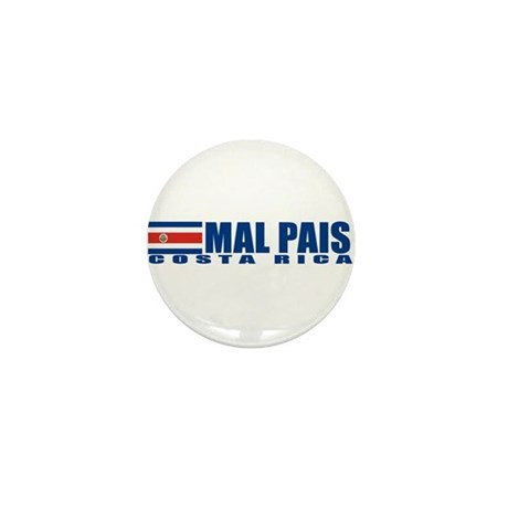 Mal Pais, Costa RIca Mini Button (100 pack)