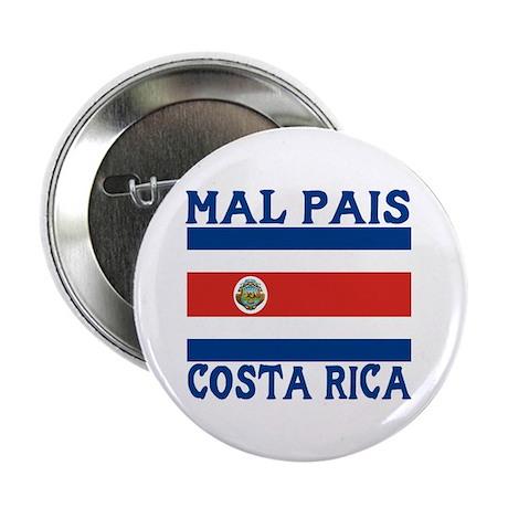 "Mal Pais, Costa RIca 2.25"" Button (100 pack)"