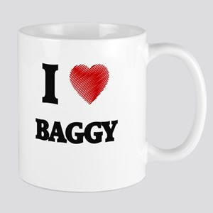 I Love BAGGY Mugs