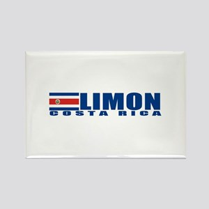 Limon, Costa Rica Rectangle Magnet