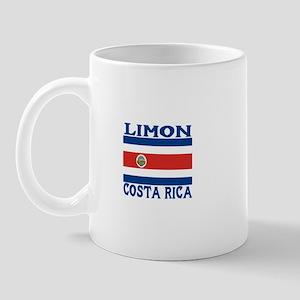 Limon, Costa Rica Mug