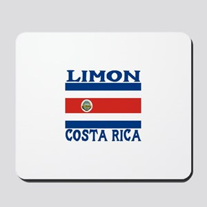 Limon, Costa Rica Mousepad