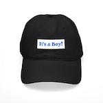 It's a Boy! Black Cap