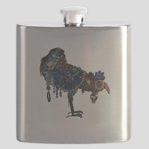 krazykritter blue Flask